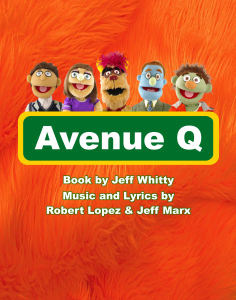 Avenue Q at The Weekend Theater